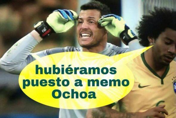 Memes brasil-alemeania. Fotos tomadas de Twitter