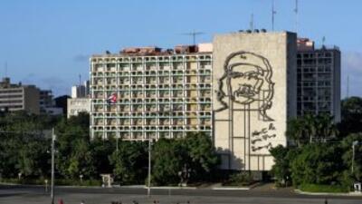 El hospital-búnker donde fue trasladado el presidente de Venezuela, Hugo...