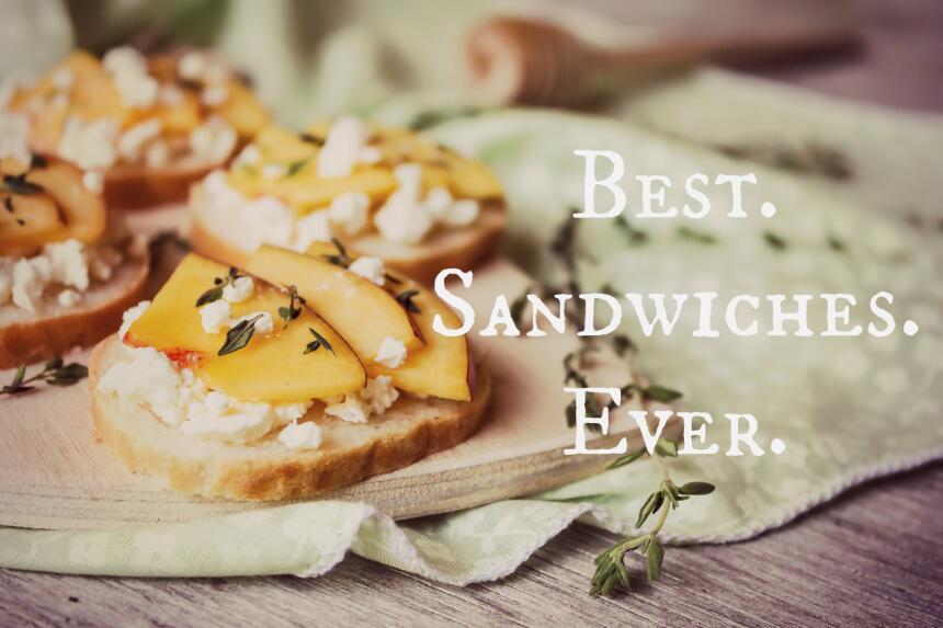 12 sándwiches que puedes armar en menos de 15 minutos  iStock_86521601 L...