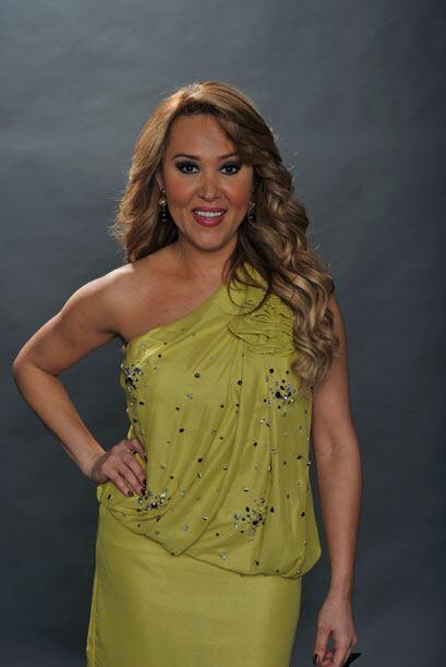 Tanya Charry es la presentadora de La Tijera y todos los días lle...