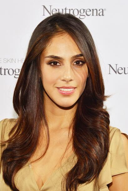 Sandrita Echeverría puede presumir de un maquillaje al desnudo gracias a...