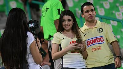 En fotos: El intenso juego y la fiesta en el triunfo de Santos sobre América en Copa MX