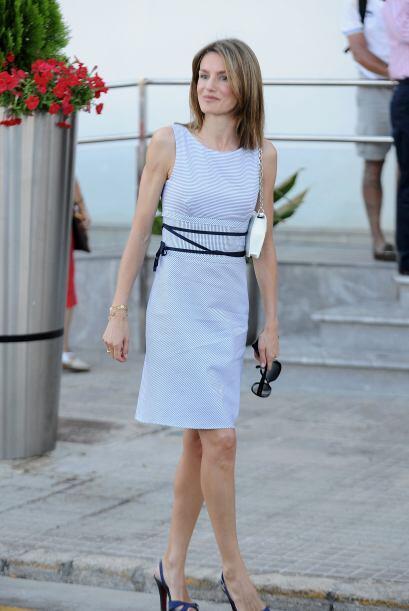 La guapa princesa de Asturias, Letizia Ortiz nació el 15 de septi...
