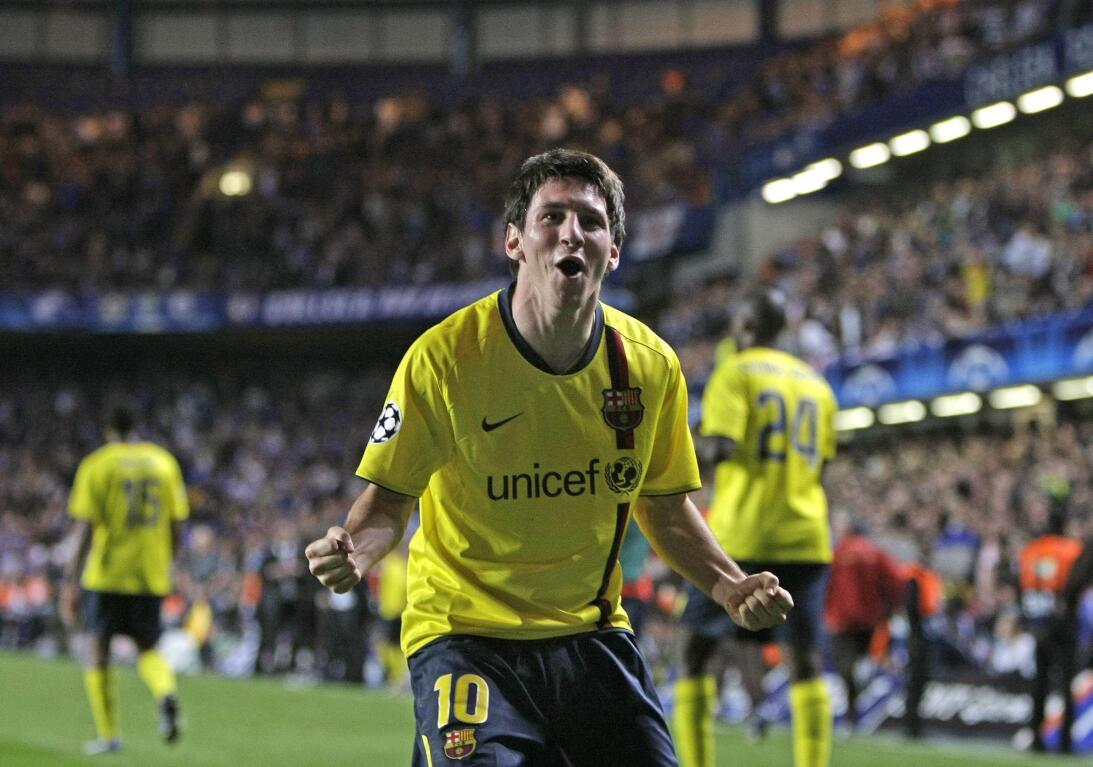 Lionel Messi: la 'Pulga' no ha parado de brillar desde sus inici...