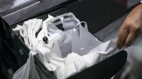 Se acerca la fecha de días sin bolsas plásticas en Puerto Rico