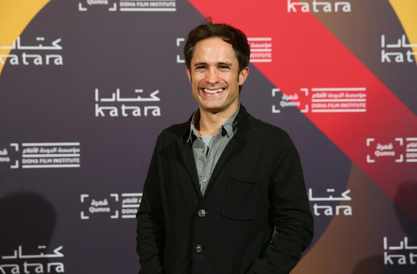 Gael García durante 2015