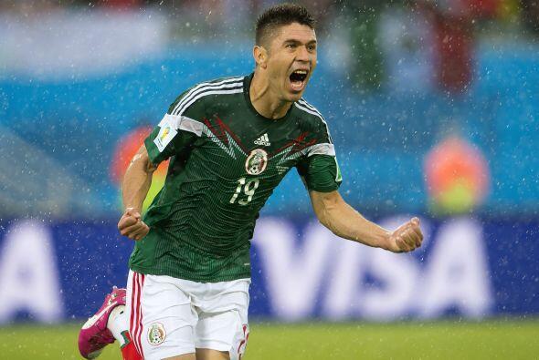 Ya instalados en el Mundial de Brasil Oribe le daría el triunfo a México...