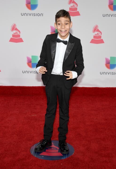 Adrián Martín - Latin Grammys