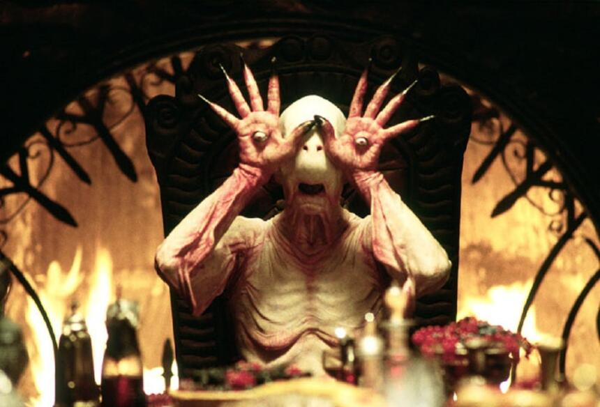En 'El laberinto del Fauno', Guillermo del Toro dio rienda suelt...