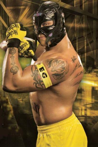 Además, ha ganado el Royal Rumble y es Campeón de Triple Corona en la WW...