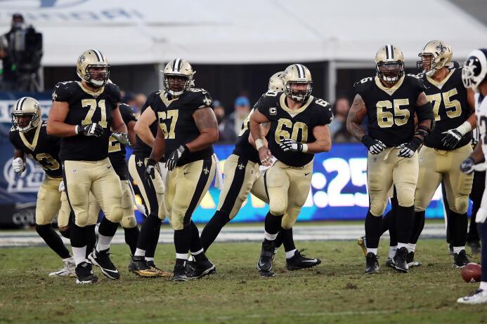 En fotos: Los favoritos en la Semana  13 de a NFL saints-por-5-vs-panthe...