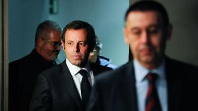 Rosell sigue siendo parte de las polémicas que vive el Barcelona.