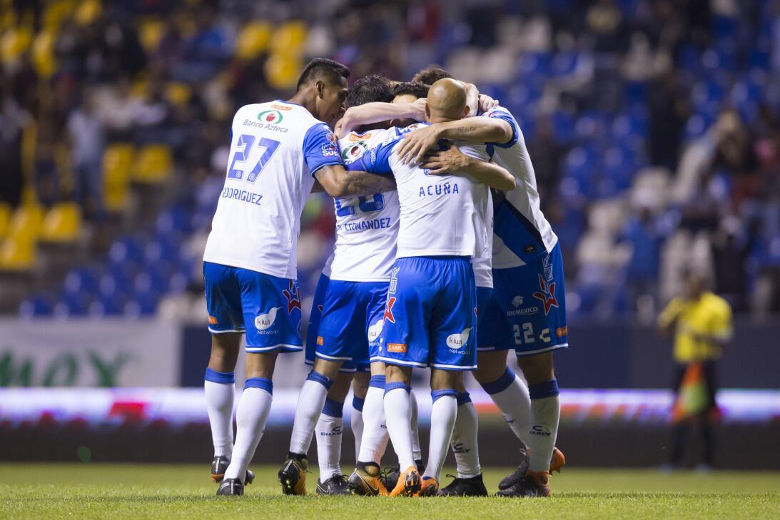 En fotos: Veracruz se niega a irse tras 13 jornadas en la Liga MX 02-pue...