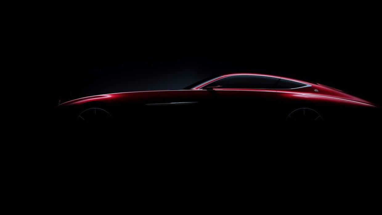 Este auto misterio de Maybach será develado en el Concours d'Elegance Pe...