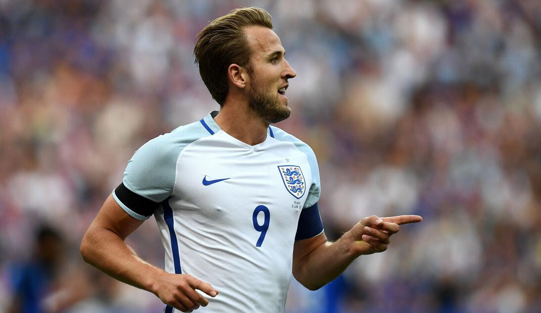 5. Harry Kane (Inglaterra) - 24 años