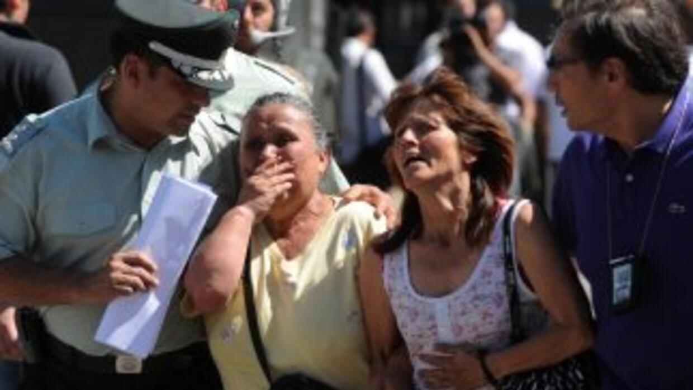 Chile sigue impactado por la muerte de dos personas en un inédito tirote...