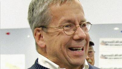 El juez de la Corte Suprema de Ohio y ahora candidato demócrata a...