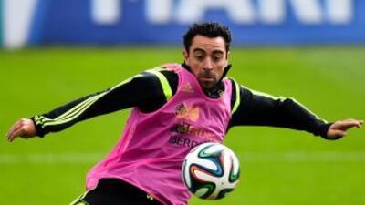 Xavi Hernández no ha tenido el rendimiento esperado ni en Barcelona ni e...