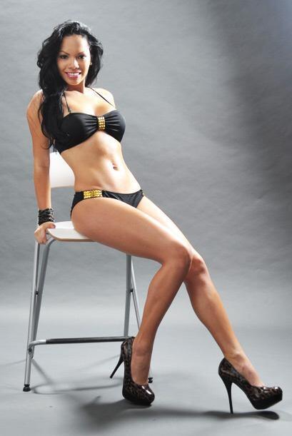 Sandra asegura que su mejor atributo son tus piernas.