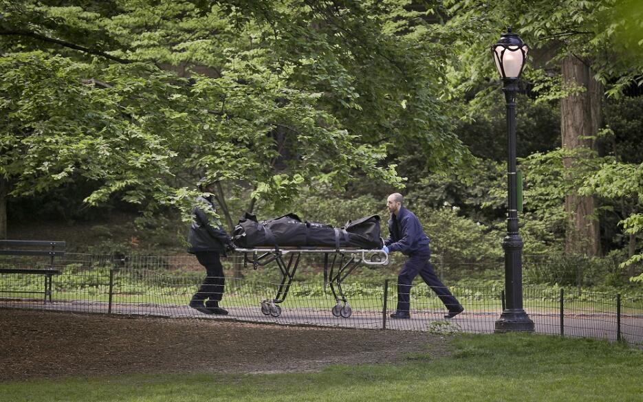 Muertes Central Park