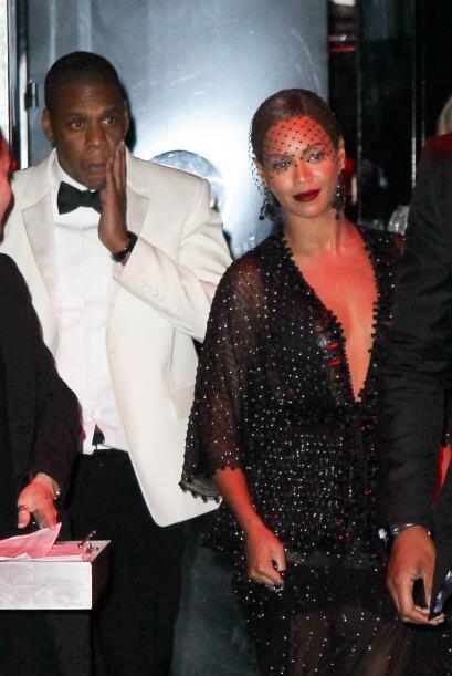 Fue justo un instante después de que Solange le tundiera a Jay-Z a patad...