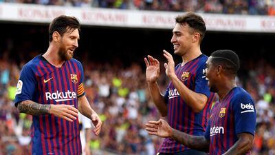 En fotos: Barcelona disfrutó su fiesta en el Trofeo Joan Gamper goleando a Boca Juniors