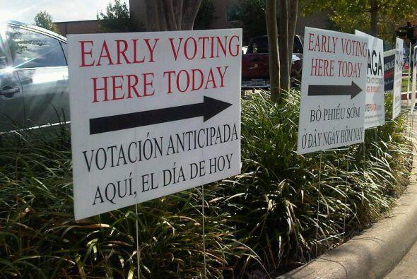 Este período durará doce días con el fin de facilitar el proceso de vota...