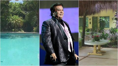 Conocimos otra de las lujosas casas de Juan Gabriel en Cancún