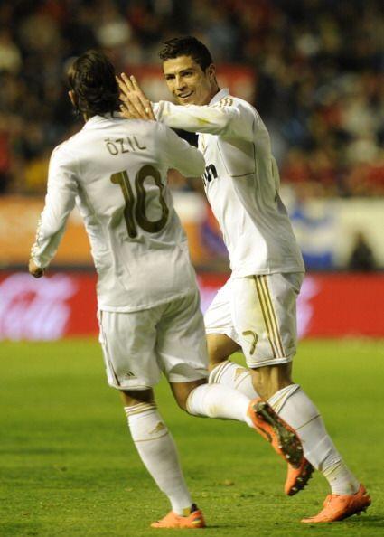 Cristiano Ronaldo volvió a marcar, sumó un nuevo 'doblete' y el Madrid s...