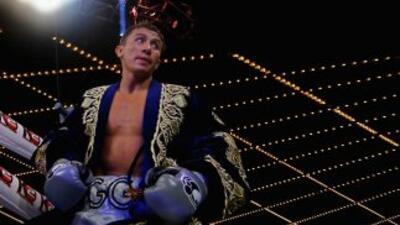 Gennady Golovkin peleador del mes por la AMB.