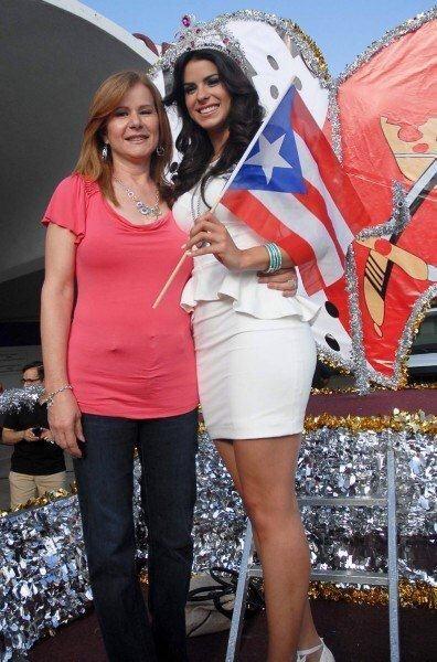"""De Vanessa para Wanda Toledo: """"Mi madre no es sólo la persona que me dio..."""
