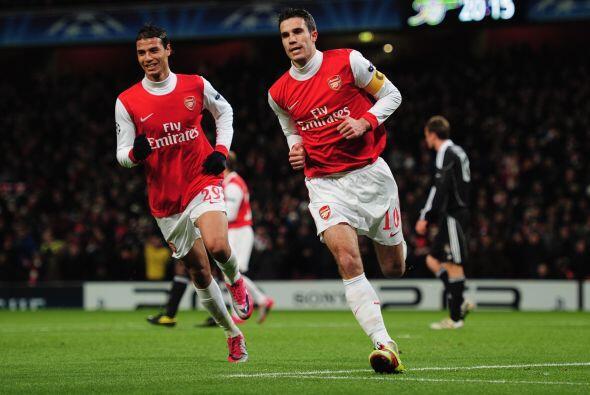 El segundo lugar en el que avanzó Arsenal no fue justo con su fútbol, de...