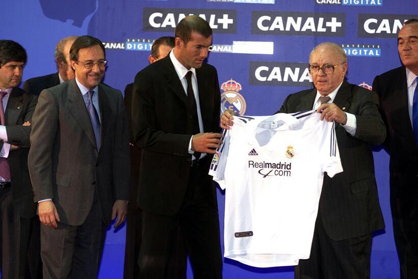 Florentino Pérez inicia quinto mandato con asunto Cristiano pendiente Ge...