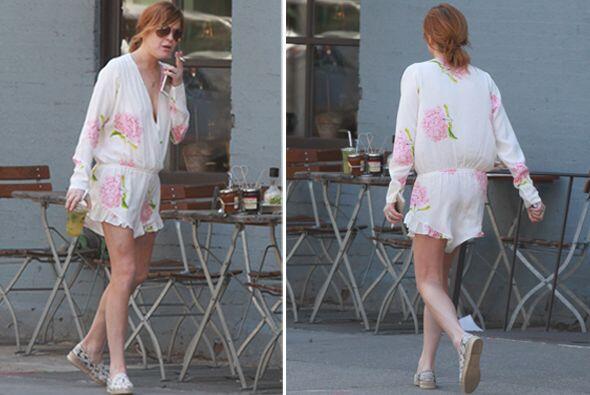 ¡OMG! Lindsay Lohan ha perdido su glamour.Mira aquí los videos más chism...