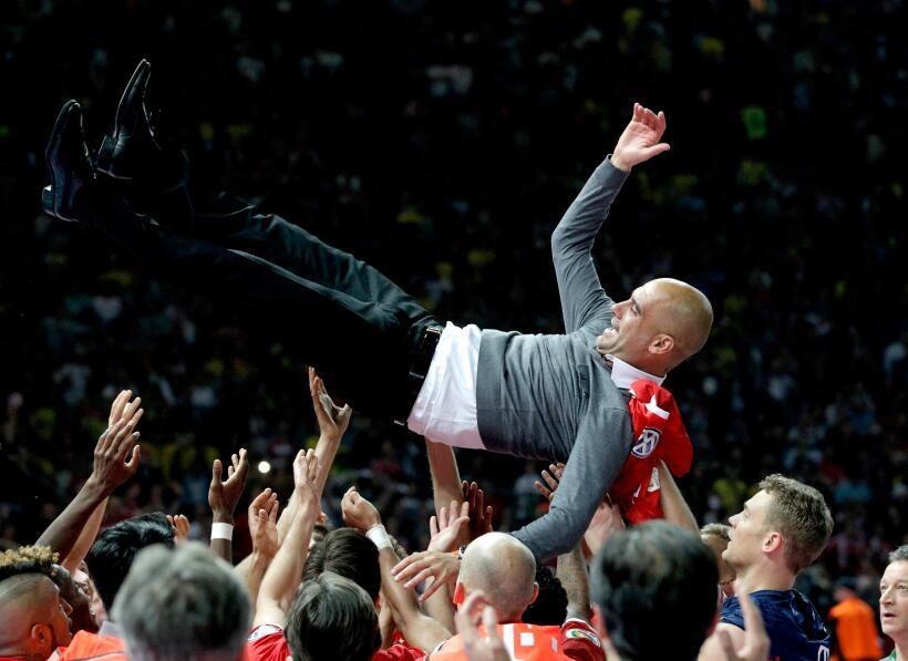Los 'mandamientos' de Pep Guardiola con el Manchester City copa-de-alema...