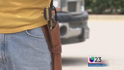 Nueva ley en Texas a partir del 2016