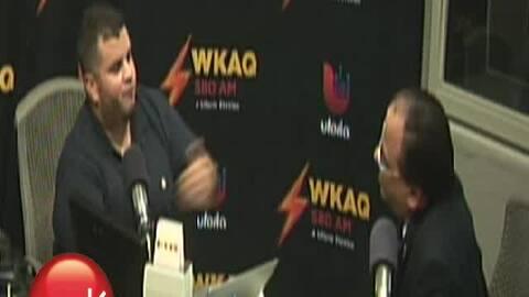 Perelló responde preguntas sobre investigación FBI