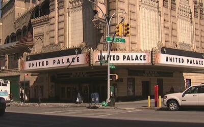 El teatro United Palace fue declarado patrimonio de la ciudad