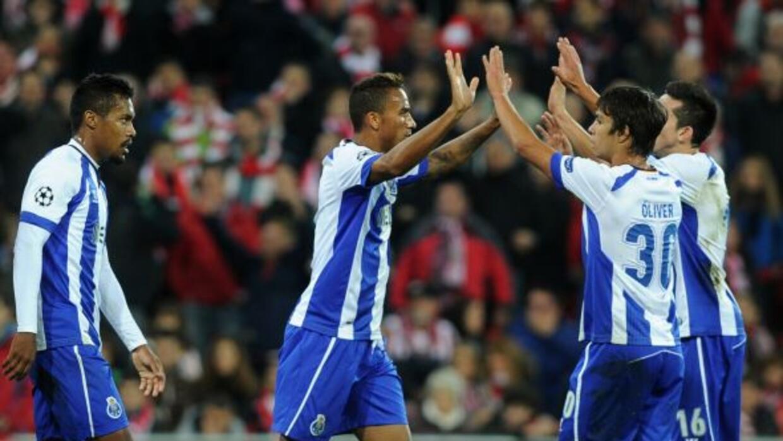 El cuadro de Héctor Herrera y Diego Reyes sacó un importante triunfo de...