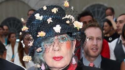 La editora de moda falleció en Milán a los 81 años de edad.