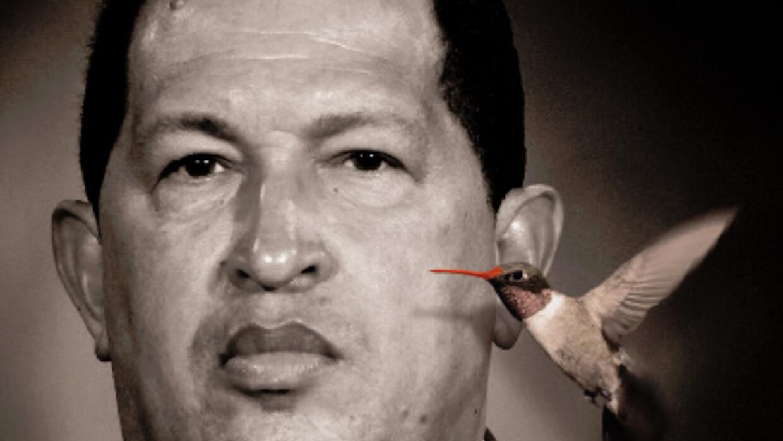 """Portada del libro """"Los brujos de Chávez"""""""
