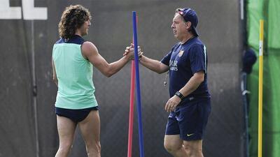 """Tras recomendación del Tata, Carles Puyol sería """"el candidato número 1"""" para dirigir al Atlanta United"""