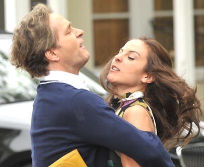 No pueden vivir separadosDaniel y Mariana pueden pelearse a muerte, pero...