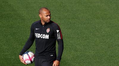 Magia en Mónaco: Thierry Henry vive sus primeros entrenamientos como director técnico