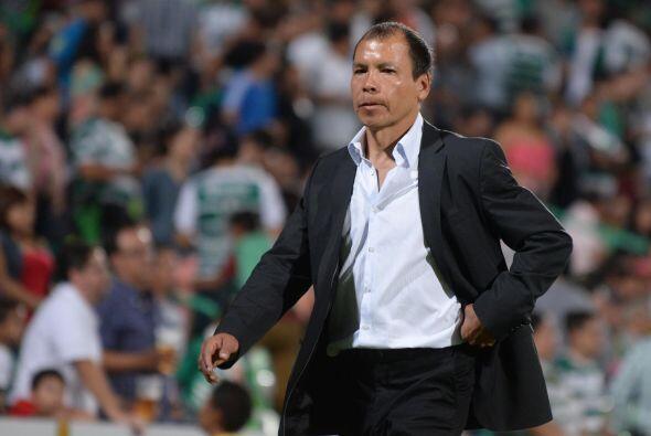 """El """"Profe"""" Cruz no pudo darle el cambio necesario al equipo michoacano,..."""