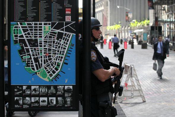 La ciudad de Nueva York extremará sus medidas de seguridad de cara al X...