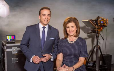 Equipo de presentadores de Univision 23