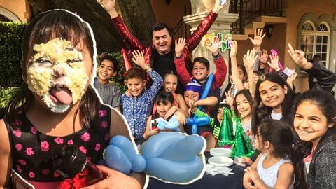 Nos colamos en el cumpleaños de Natalia Gómez, la capitana de Los Súper...