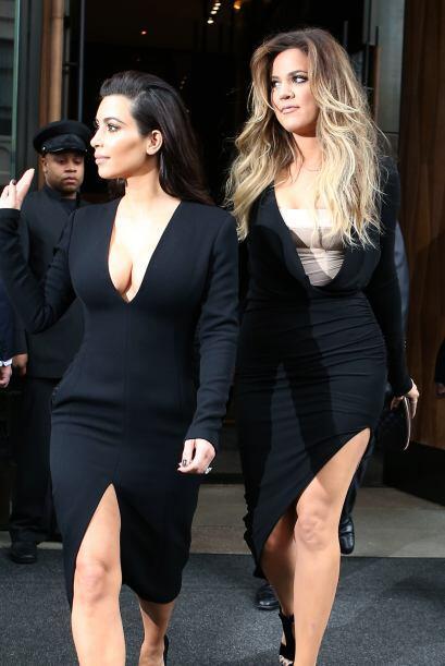 Aunque son hermanas son totalmente diferentes.Mira aquí lo último en chi...