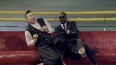 "Psy and Snoop Dogg ""Hangover"""